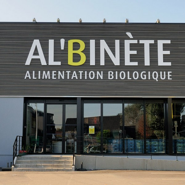 Albinette à Haccourt